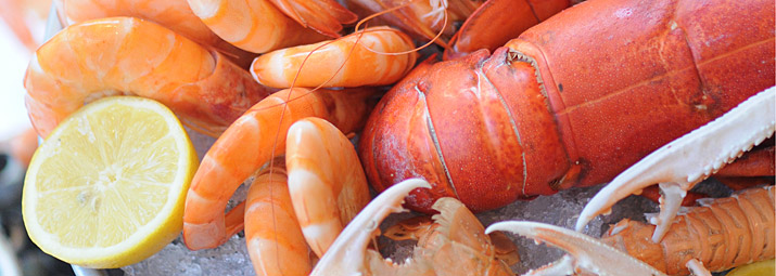 Photo homard Alsace à table